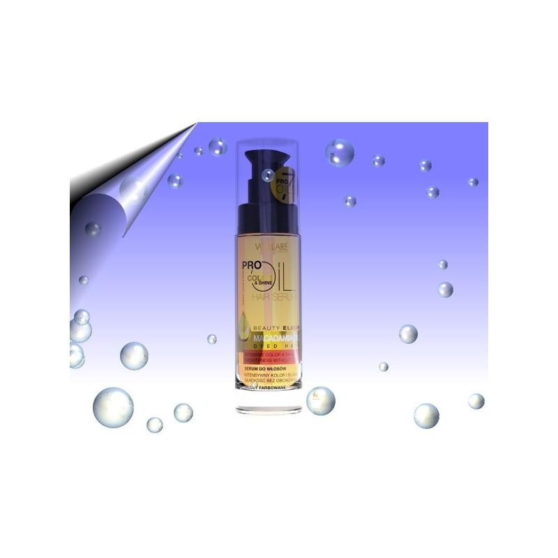 Haarserum Macadamiaöl 30ml für coloriertes Haar