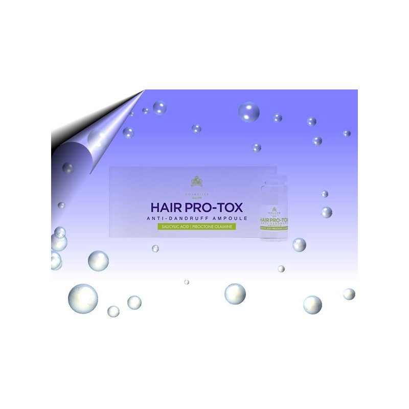 Haarampullen gegen Schuppen & Regeneration