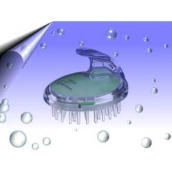 Kent Kopfmassagebürste grün
